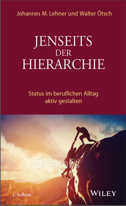 Buch Jenseits der Hierarchie